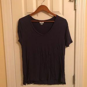 Old navy blue shirt